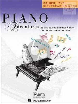 Piano Adventures Sightreading Primer Level