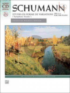 Etudes en Forme de Variations Op.13 (Symphonic Etudes)