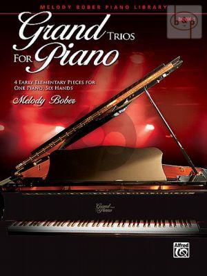 Grand Trios for Piano Vol.1