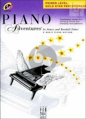Piano Adventures Gold Star Performance Primer Level