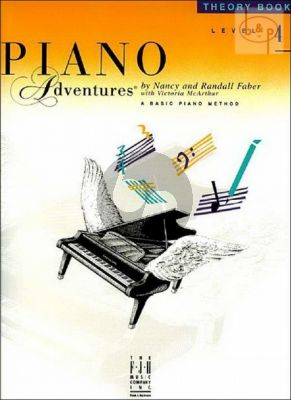 Piano Adventures Theory Book Level 4