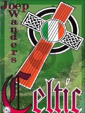 Wanders Celtic for Guitar (Grade 3) (Bk-Cd)
