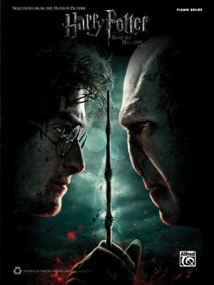 Desplat Harry Potter & The Deathly Hallows Part 2 Piano solo