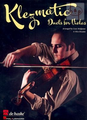 Wolfgram Klezmatic Duets for 2 Violas (intermediate level)