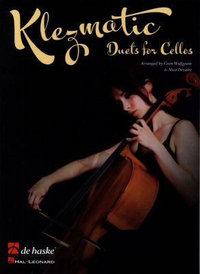 Wolfgram Klezmatic Duets for 2 Cellos (interm.level)