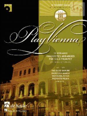 Play Vienna (Trumpet) (Bk-Cd)