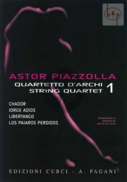 Piazzolla for String Quartet Vol.1