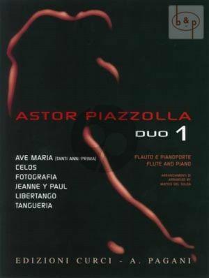 Album for Duo Vol.1 Flauto-Piano