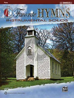 Favorite Hymns Instrumental Solos (Flute)