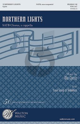 Gjeilo Northern Lights SATB