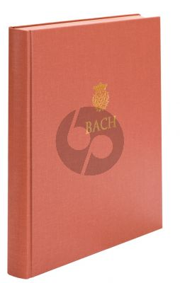 Bach Messe h-Moll BWV 232 Soli - Chor und Orchester Partitur (Herausgeber Friedrich Smend) (Barenreiter Urtext Ausgabe)