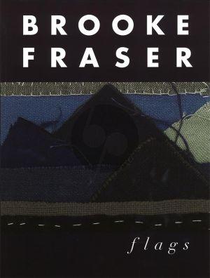 Fraser Flags Piano-Vocal-Guitar