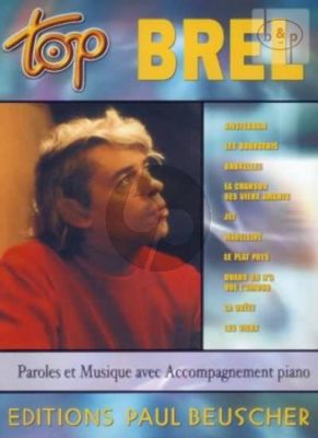 Top Brel Songbook