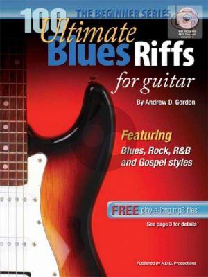 100 Ultimate Blues Riffs Guitar