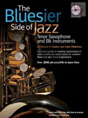 Bluesier Side of Jazz Tenorsax (or other Bb Instruments)