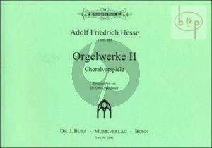 Hesse Orgelwerke Vol.2 (edited Otto Depenheuer)