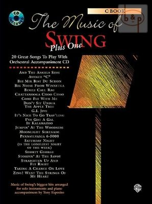 Music of Swing plus One (20 Great Songs) (C Book)