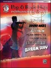 Pop & Rock Instrumental Solos (Tenor Sax.)