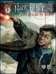 Harry Potter Instrumental Solos (Selections from the Complete Film Series) (Tenor Sax.)