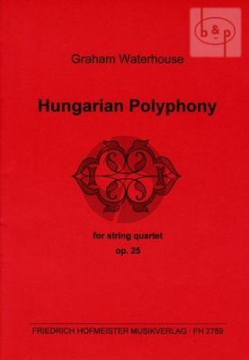 Hungarian Polyphony Op.25