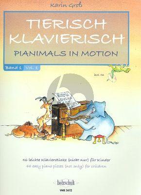 Tierisch Klavierisch Vol.1