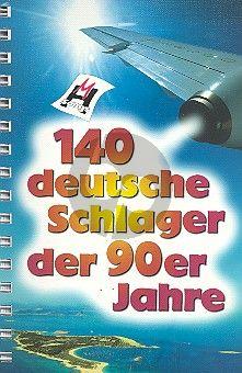 Album 140 Deutsche Schlager der 90-er Jahre