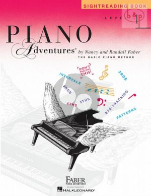 Piano Adventures Sightreading Level 1