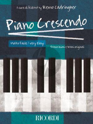 Piano Crescendo Vol.1