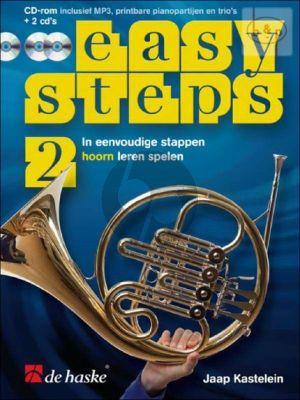 Easy Steps Vol.2 Hoorn
