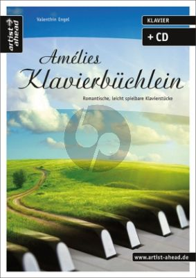 Engel Amélies Klavierbüchlein (Bk-Cd)