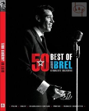 Best of Brel Piano-Vocal-Guitar
