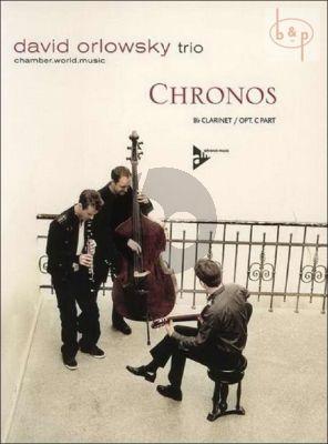 Chronos (Clarinet Bb) (with opt. C Part)