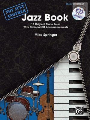 Not Another Jazz Book Vol.2 (10 Original Solos)