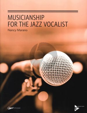Marano Musicianship for the Jazz Vocalist Book with Cd