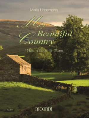 Linnemann My Beautiful Country for Guitar