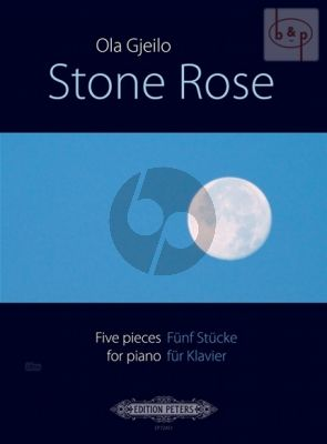 Gjeilo Stone Rose Piano solo (5 Pieces from the CD Stone Rose)