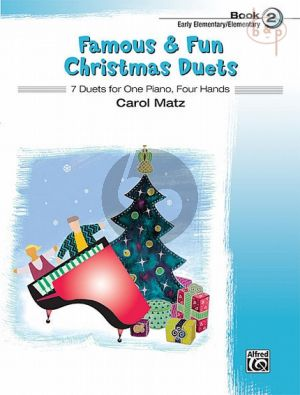Famous & Fun Christmas Duets Vol.2
