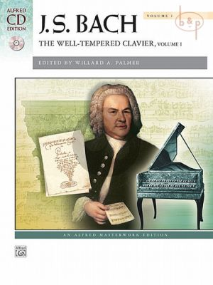 The Well-Tempered Clavier Vol.1