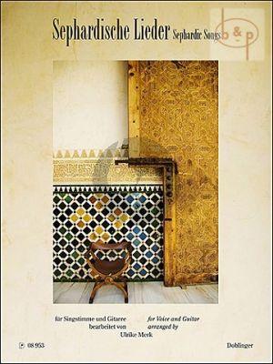 Sephardische Lieder (Sephardic Songs)