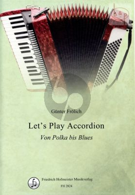 Let's Play Accordeon Von Polka bis Blues