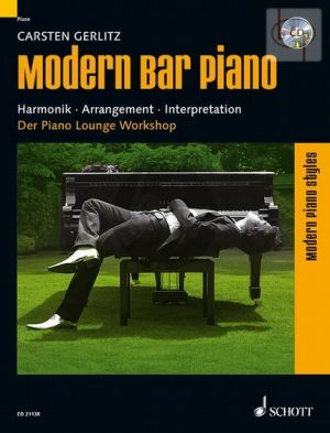 Modern Bar Piano (Piano Lounge Workshop)