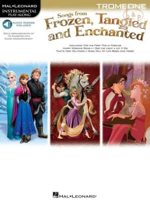 Songs from Frozen-Tangled and Enchanted Trombone