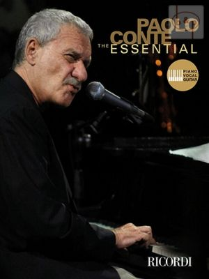 The Essential Paolo Conte Songbook