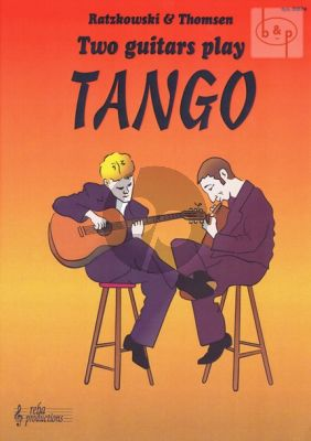 Two Guitars Play Tango