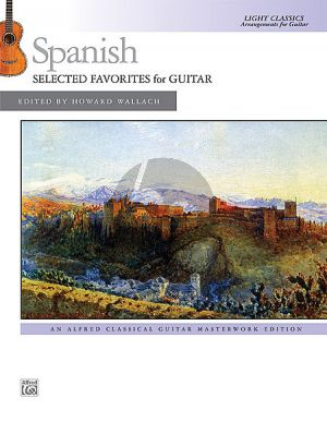 Spanish Selected Favourites for Guitar