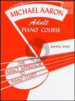 Aaron Adult Piano Course Vol.1