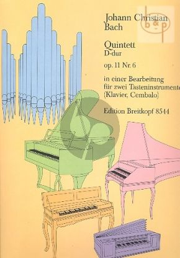 Quintett D-dur Op.11 No.6