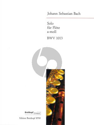 Sonate-a-moll BWV 1013