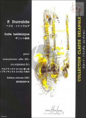Itturalde Suite Hellenique