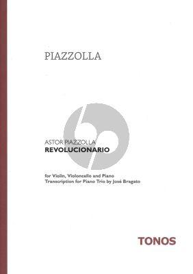 Piazzolla Revolucionario Vi.-Vc-Klav. Komplett